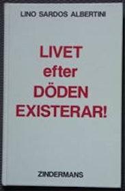 """Albertini, Linos Sardos, """"Livet efter döden existerar!"""" SLUTSÅLD"""