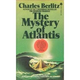 """Berlitz, Charles, """"The Mystery of Atlantis"""" (engelska) POCKET SLUTSÅLD"""