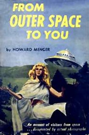 "Menger, Howard, ""From outer space to You"" SLUTSÅLD"