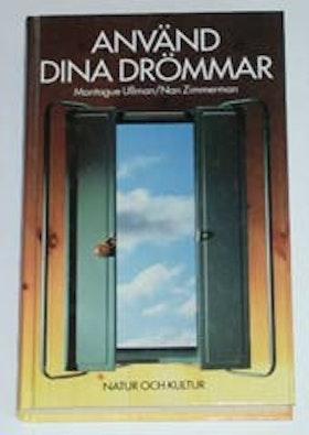 """Ullman, Montague & Nan Zimmerman, """"Använd dina drömmar"""" KARTONNAGE"""