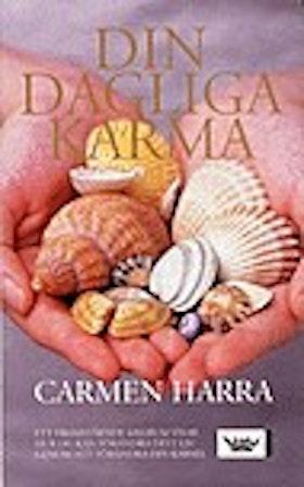 """Harra, Carmen, """"Din dagliga karma"""" ANTIKVARISK POCKET SLUTSÅLD"""