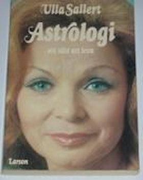 """Sallert, Ulla, """"Astrologi - ett sätt att leva"""" HÄFTAD SLUTSÅLD"""