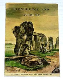 "Atkinson, R J C, ""Stonehenge and Avebury, an illustrated guide"" SLUTSÅLD"