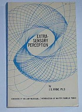 "Rhine, J B, ""Extrasensory Perception"" SLUTSÅLD"