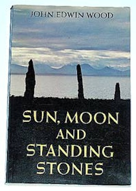 "Wood, John Edwin, ""Sun, Moon and Standing Stones"" SLUTSÅLD"