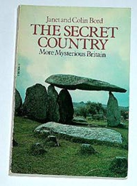 """Bord, Janet and Colin, """" The Secret Country: More Mysterious Britain"""" SLUTSÅLD"""
