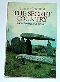 "Bord, Janet and Colin, "" The Secret Country: More Mysterious Britain"" SLUTSÅLD"