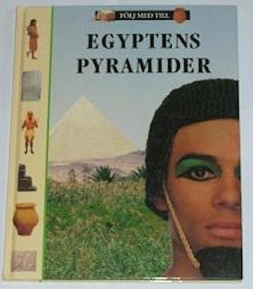 """Clare, John D och Rosalie David, """"Följ med till Egyptens pyramider"""" SLUTSÅLD"""