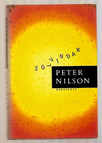 """Nilson, Peter, """"Solvindar"""" INBUNDEN"""