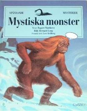 """Matthews, Rupert, """"Mystiska monster"""" SLUTSÅLD"""