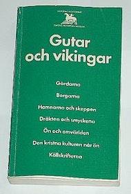 """Jansson, Ingmar (red), """"Gutar och vikingar"""" POCKET SLUTSÅLD"""