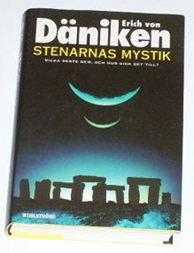 "Von Däniken, Erich, ""Stenarnas mystik"" INBUNDEN SLUTSÅLD"