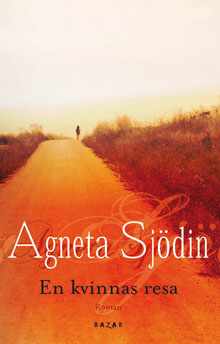 "Sjödin, Agneta, ""En kvinnas resa"" INBUNDEN"