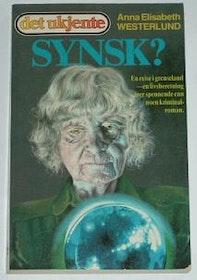 """Westerlund, Anna Elisabeth, """"SYNSK? Av en clairvoyant kvinnes erfaringer"""" SLUTSÅLD"""