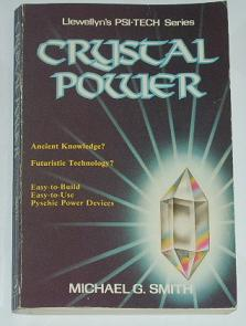"Smith, Michael G., ""Crystal Power"" SLUTSÅLD"