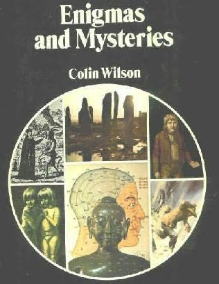 "Wilson, Colin, ""Enigmas and Mysteries"" SLUTSÅLD"