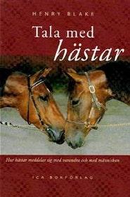 """Blake, Henry, """"Tala med hästar"""" KARTONNAGE"""