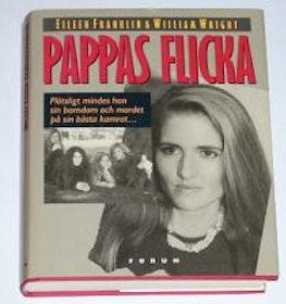 """Franklin, Eileen & William Wright, """"Pappas flicka"""" INBUNDEN"""