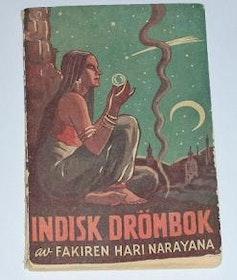 """Narayama, Hari, """"Indisk drömbok"""" HÄFTAD SLUTSÅLD"""