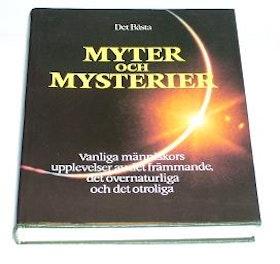 """Det Bästa, """"Myter & Mysterier"""" INBUNDEN SLUTSÅLD"""