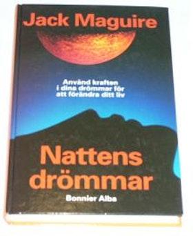 "Maguire, Jack, ""Nattens drömmar"" KARTONNAGE"