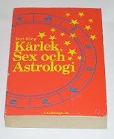 """King, Teri """"Kärlek, sex och astrologi"""" HÄFTAD SLUTSÅLD"""