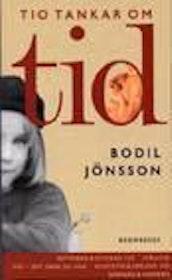"""Jönsson, Bodil, """"Tio tankar om tid"""" INBUNDEN ANTIKVARISK"""