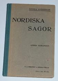"Anderson, Hedda, ""Nordiska sagor"" SLUTSÅLD"