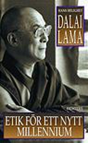 """Dalai Lama, """"Etik för ett nytt millenium"""" INBUNDEN SLUTSÅLD"""