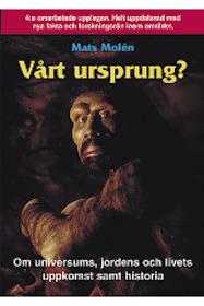 """Molén, Mats, """"Vårt ursprung?"""""""