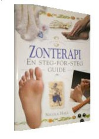 """Hall, Nicola, """"Zonterapi: en steg-för-steg guide"""" INBUNDEN"""