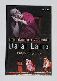 """Dalai Lama, """"Den oändliga visheten: Råd för ett gott liv"""" KARTONNAGE SLUTSÅLD"""
