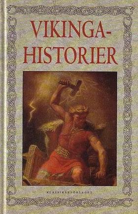 """Ohlmarks, Åke (övers.), """"Vikingahistorier"""" KARTONNAGE"""