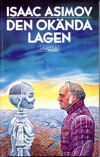 """Asimov, Isaac, """"Den okända lagen"""" POCKET"""
