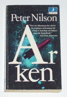 "Nilson, Peter, ""Arken"" POCKET"