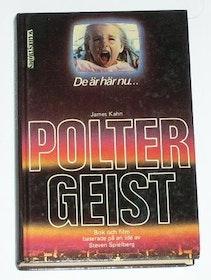 "Kahn, James ""Poltergeist"" INBUNDEN SLUTSÅLD"