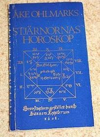 """Ohlmarks, Åke, """"Stjärnornas horoskop: en handbok i modern astrologi"""" INBUNDEN"""