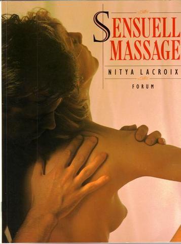 """Lacroix, Nitya, """"Sensuell massage"""" HÄFTAD"""