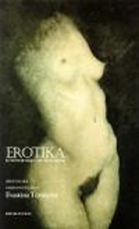 """Törnqvist, Evastina, """"Erotika: kvinnor skriver om kärlek"""" SLUTSÅLD"""