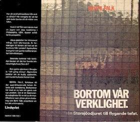 """Falk, Bertil """"Bortom vår verklighet - från storsjöodjuret till flygande tefat. HÄFTAD"""