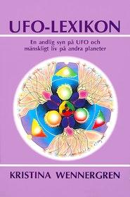 """Wennergren, Kristina, """"UFO-lexikon"""" HÄFTAD"""