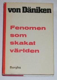 """Von Däniken, Erich, """"Fenomen som skakat världen"""" INBUNDEN"""