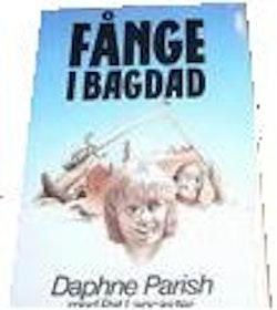 """Parish, Daphne """"Fånge i Bagdad"""" INBUNDEN SLUTSÅLD"""