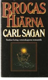 "Sagan, Carl ""Brocas hjärna"" POCKET"