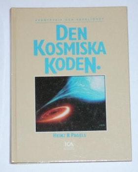 "Pagels, Heinz R ""Den kosmiska koden"" KARTONNAGE"