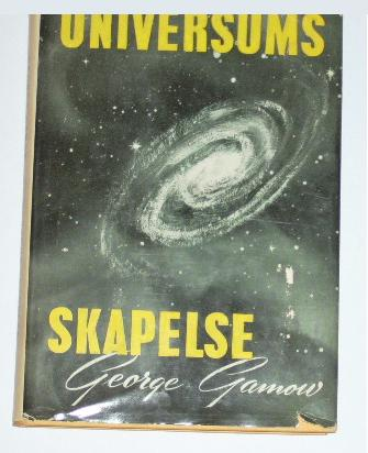 "Gamow, George ""Universums skapelse"""