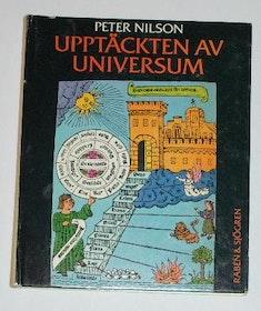 """Nilson, Peter """"Upptäckten av universum"""" KARTONNAGE"""