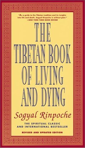 "Rinpoche, Sogyal, ""The Tibetan Book of Living and Dying"" SLUTSÅLD"