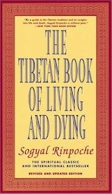 "Rinpoche, Sogyal, ""The Tibetan Book of Living and Dying"" SLUTSÅLD"
