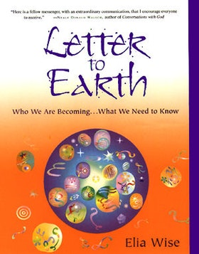 """Wise, Elia, """"Letter to Earth - Who We Are Becoming, What We Need to Know"""" SLUTSÅLD"""